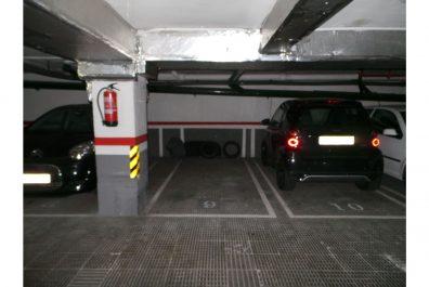 Ref 3754 – pàrquing en lloguer en la zona de Sant Gervasi, Galvany, Barcelona. 7 m2