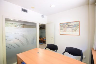 Ref 3861D – Office for rent in Sarrià, Barcelona. 9m2