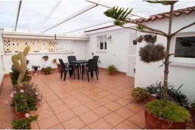 Ref 3880V – Ático en venta en la zona de Sa Caleta, Menorca 116 m2
