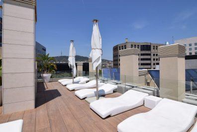 Ref 3905V – Apartamento en venta en la zona de Les Corts, Barcelona. 90 m2