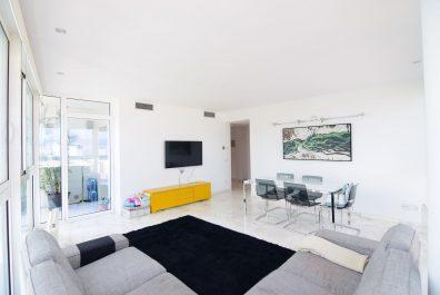 Ref 3942VM – Apartamento en venta en la zona de Diagonal Mar, Barcelona. 116m2