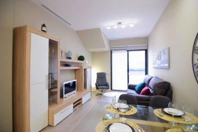 Ref 3973V – Apartament en venda a la zona de Sants, Barcelona 88 m2
