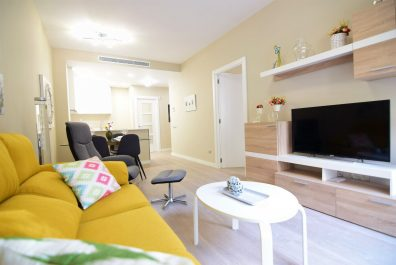 Ref 4004V – Apartamento en venta en la zona de Sants, Barcelona. 88m2
