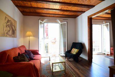 Ref 4030 – Apartament en lloguer en la zona de Ciutat Vella, Barcelona 50 m2
