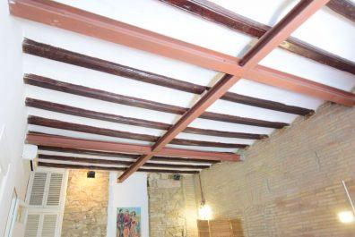 Ref 4039T – Estudi en lloguer temporal a la zona de Ciutat Vella, Barcelona. 45 m2
