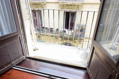 Ref 4040T – Estudi en lloguer temporal a la zona de Ciutat Vella, Barcelona. 55 m2