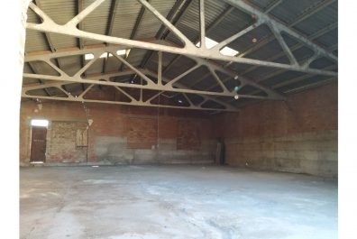 Ref 4050 – Industrial building for rent in Arbeca, Lleida. 380 m2