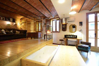 Ref 4057 – Apartament for rent in Poble Nou, Barcelona. 140m2