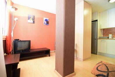 Ref 4060 – Apartament for rent in Nou Barris, Barcelona. 40m2
